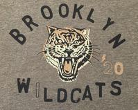 "The BROOKLYN CIRCUS ""WILDCATS Tee"" From BROOKLYN - DIGUPPER BLOG"