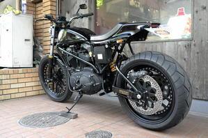 Buell S1 HOTDOCKフルカスタム入荷です! - BULLET MOTORCYCLE(バレットモーターサイクル)
