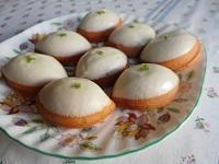 レモンケーキ&梅が枝餅 - 毎日スウィート