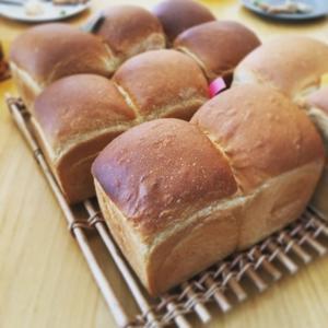 黒糖食パン - satopan
