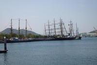 帆船を見に長崎へ - Food・旅・わんこの生活