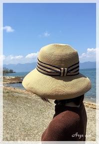 私にとって、大ヒットの夏帽子。 - Arys style  「整える」くらし