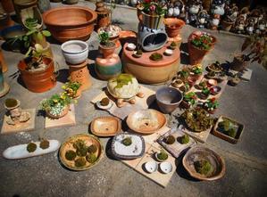 『春の催し』へのたくさんの御来苑ありがとうございました!! - のぼり窯窯元の日々