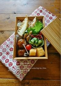 4.24 作りおき満載の「たけのこづくし弁当」 - YUKA'sレシピ♪
