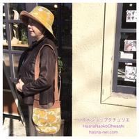 ローズプリントのコーディネイト - オーダーメイド帽子店と帽子教室 ハスナショップクチュリエ&手芸教室とギフト雑貨 Paraiso~パライーゾ楽園 Blog