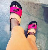 「NIKE」ナイキサンダル入荷致しました!!! - 海外セレブファッション ユニークジーンセカンドスタッフブログ