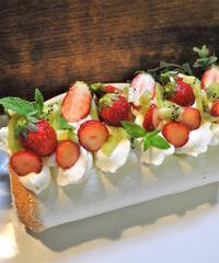 喜寿のお祝いケーキ - ミルクムーン