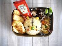 トラさん弁当 - cuisine18 晴れのち晴れ