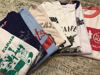 4月26日(水)大阪店ヴィンテージウェア&服飾雑貨入荷!!#5 VintageT-Shirt Part1 Hanes&Ringer!TufNut!! - magnets vintage clothing コダワリがある大人の為に。