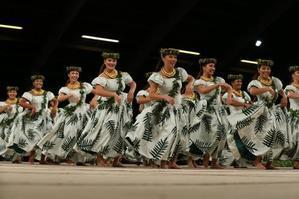 Merrie Monarch Festival 2017 (Hula ?Auana) - Me Ke Aloha Pumehana...