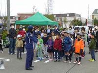 こども自転車安全教室開催(イオンタウン金沢示野店) - 金沢市戸板公民館ブログ