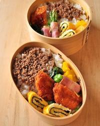土日野球弁当と今日のお弁当 - 家族へ 健康弁当