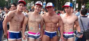 台湾でゲイリブ運動が盛んな理由 - ジャックの談話室