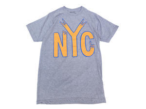 PALMER CASH パルマーキャッシュ NYC HANDS T-Shirts - REGULAR