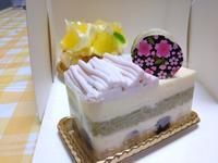 勝川プラザホテルのケーキ - ashuとnamyのよもやま日記 Season.2