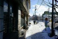 雪の残る小樽を歩く~懐かしき街並み - 柳に雪折れなし!Ⅱ