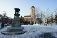 雪の残る小樽を歩く~メルヘン交差点からラスト - 柳に雪折れなし!Ⅱ