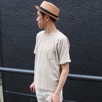 人気のポケット付きTシャツの新作です! - AUD-BLOG:メンズファッションブランド【Audience】を展開するアパレルメーカーのブログ