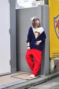 チャイナシャツ×ストリート - 仙台古着屋shack-a-luck (シャカラック)