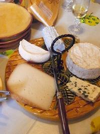 私とチーズ、大好きになったきっかけ - お花に囲まれて