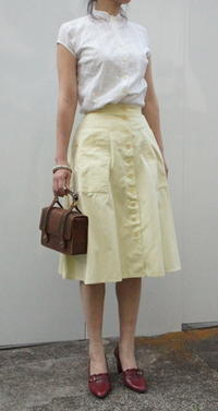 Coodinate Hermes skirt - carboots