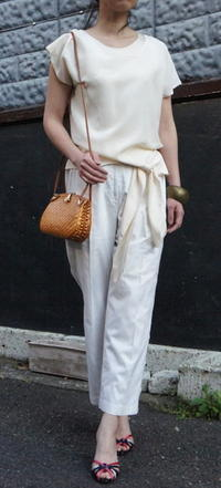 White pants 2 - carboots