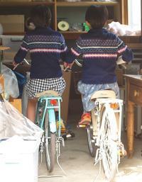楽しい自転車 - hibariの巣