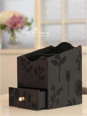 生徒さんの作品2017.Apr.③ - Atelier Petit Trianon   *** cartonnage & interior ***