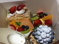 ケーキ - つれづれ日記