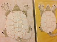 北米カミツキガメ 制作記録 - アトリエ アート ルゴッサ