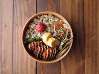 4/25(火)マヨメンチカツ弁当 - おひとりさまの食卓plus
