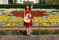 東山動植物園でライブ!! - 愛知・名古屋を中心に活動する女性ギタリストせきともこのブログ