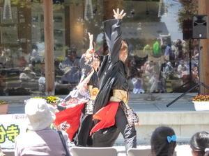 風に吹かれて・上野国分寺元気が出る集い! - ダンス徒然~気の向くままに~
