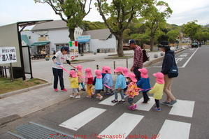 2017年4月25日 もも組さん パールシーおでかけ - 衣川圭太の外遊び日記と一般社団法人マミー(マミー保育園・マミー学童クラブ)の出来事
