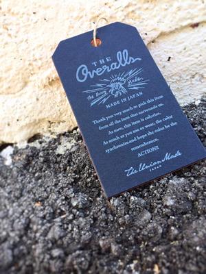"""【THE OVERALLS】到着です?? - 【 FLATBUSH  】""""神戸セレクトショップ"""""""