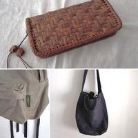 バッグと財布 #冷えとり - cotteの冷えとりシンプルライフ