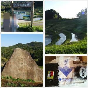 大山千枚田でブロ友さんと♪ - 気ままな食いしん坊日記2