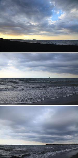 2017/04/25(TUE) 海風が吹く朝です。 - SURF RESEARCH
