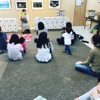 4/24(月)コッコ・サン(開催終了) - おやこ英語絵本の会 「あじさい」