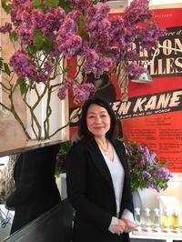 「パリで花仕事、斎藤由美さん」 - 粟野真理子のパリおしゃれ通信
