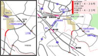 小田良上平尾線・栗木線 開通 - 俺の居場所2
