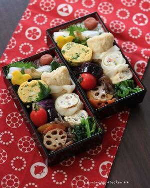 作りおきバンザイ٩(๑ˆOˆ๑)۶ bento&晩ご飯(๑¯﹃¯๑)♪ - **  mana's Kitchen **