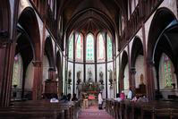 教会のある風景 - Sabopic LIFE