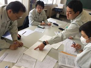 工程というものを授業を通じて体感する - 青森技専校の訓練日誌
