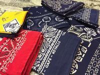 4月26日(水)大阪店ヴィンテージウェア&服飾雑貨入荷!!#11 Vintage Bandana編!! - magnets vintage clothing コダワリがある大人の為に。