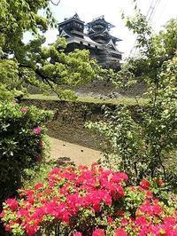 藤田八束の鉄道写真@熊本電気鉄道、熊電の復興を応援します!!頑張れくまモン・・・熊本城を見に来てください、熊電に乗ってみてください - 藤田八束の日記