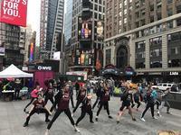 アースデーのイベントでストリート解放 - ニューヨークで働く&子育て