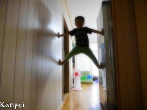 ヤンチャ坊主☆ - ガイドの☆親ばか日記☆