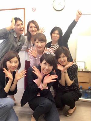教え子達ばかりで「ステキな講師になる為の入門講座」 - 中村 維子のカッコイイ50代になる為のメモブログ