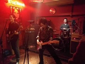 LIVE REPORT @ GIG&BAR KING BISCUIT 4/23 - TURKY☆のthe Hi-Hat whisky な日々